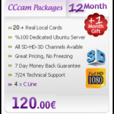 12 Months Subscription Server Europe