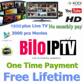 LifeTime Subscription IPTV