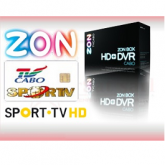 TV Cabo N Line Package Re-Share